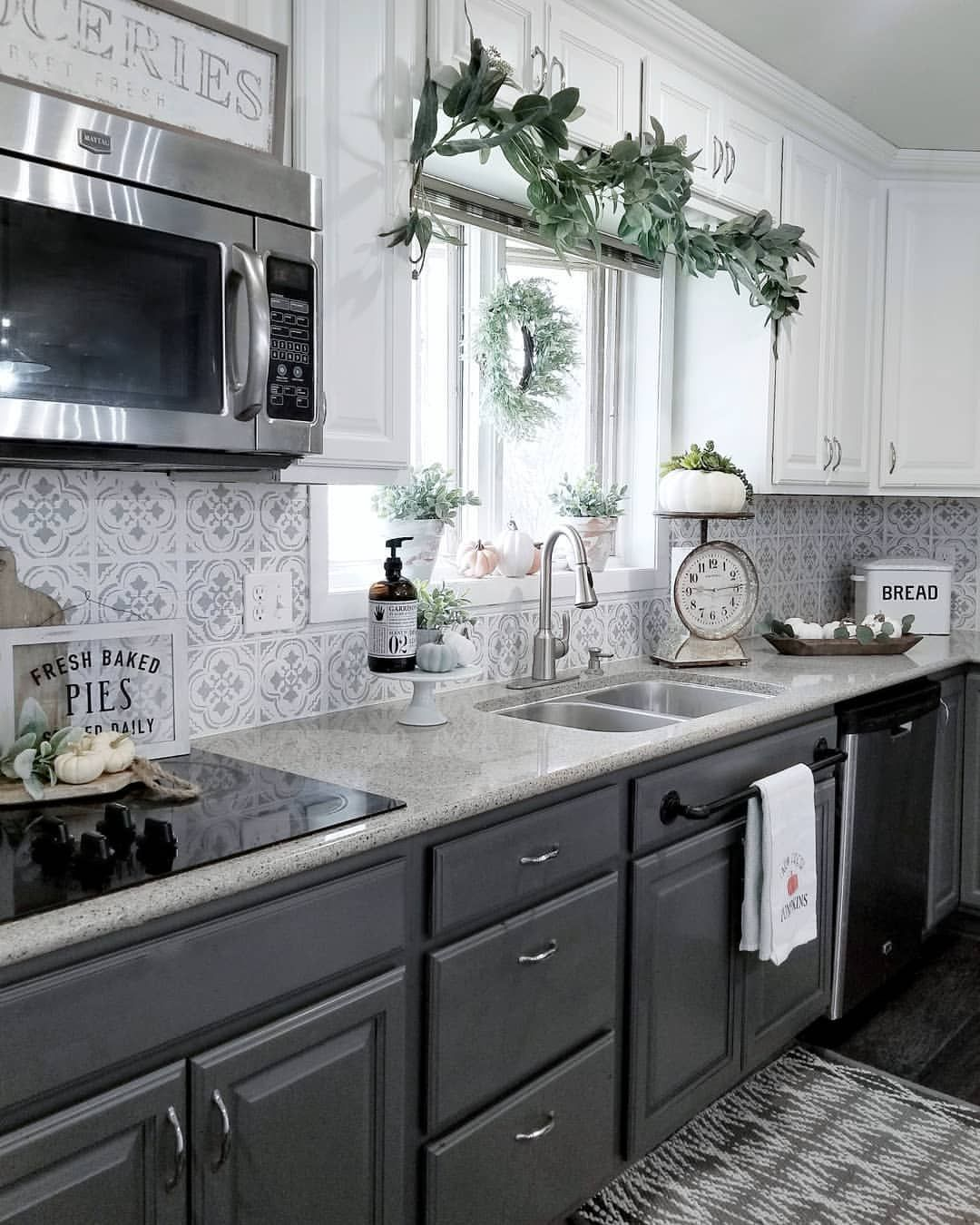 51 Unique Kitchen Cabinet Ideas To Get You Started Kitchen Style Kitchen Renovation Kitchen Cabinets Makeover