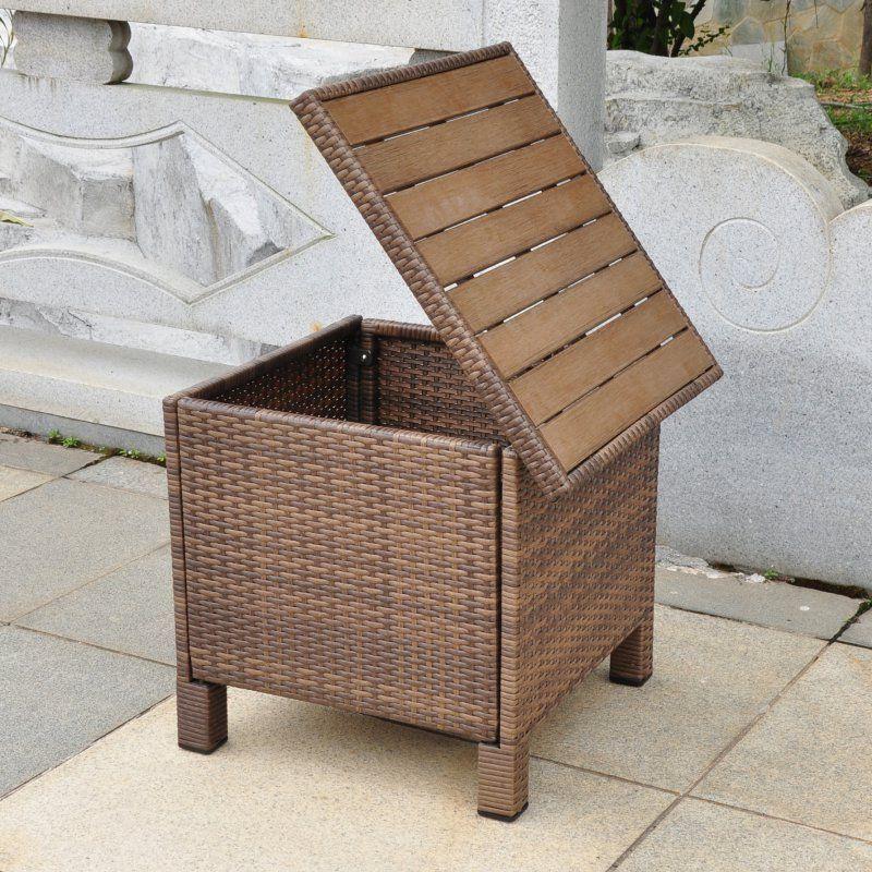 Superb International Caravan Barcelona All Weather Wicker Dailytribune Chair Design For Home Dailytribuneorg
