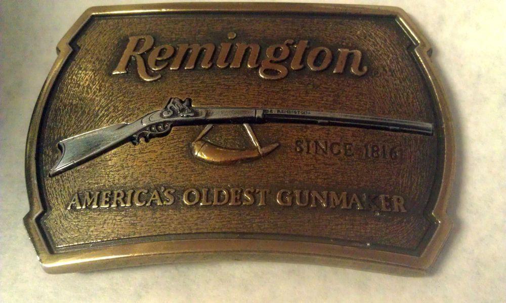 Details about RB07121 VINTAGE 1976 **REMINGTON AMERICA'S OLDEST