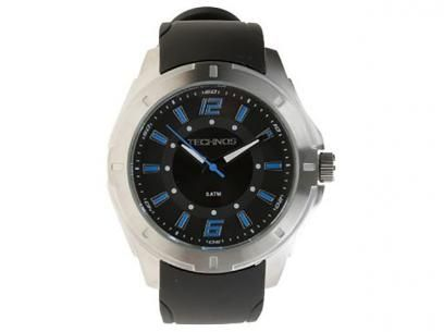 Relógio Masculino Technos 2036LOE Analógico - Resistente à Água http://www.magazinevoce.com.br/magazineevrson/p/relogio-masculino-technos-2036loe-analogico-resistente-a-agua/134643/