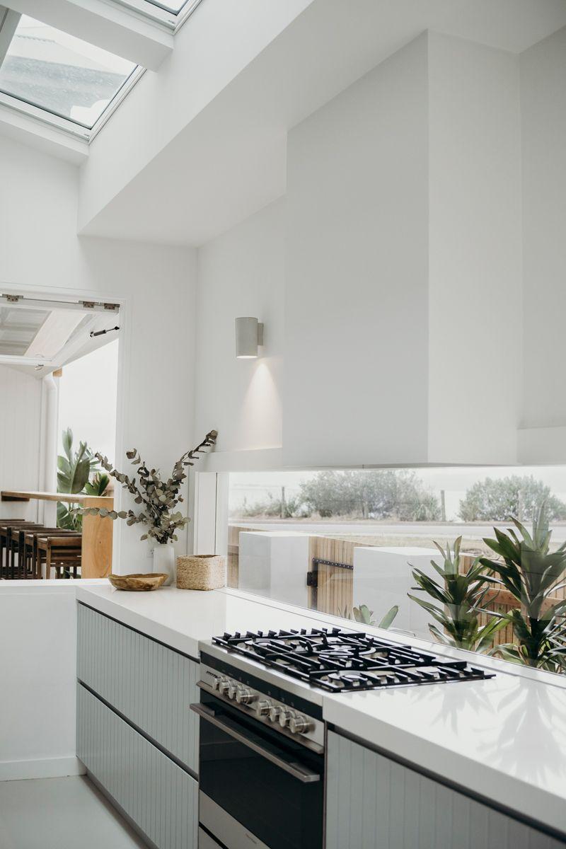 Decordemon a modern australian beach house kitchen in