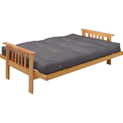 sofa bed homebase  futon sofa bedmattresscubapoppy     sofa bed homebase   spare room   pinterest   beds cuba and futons  rh   pinterest