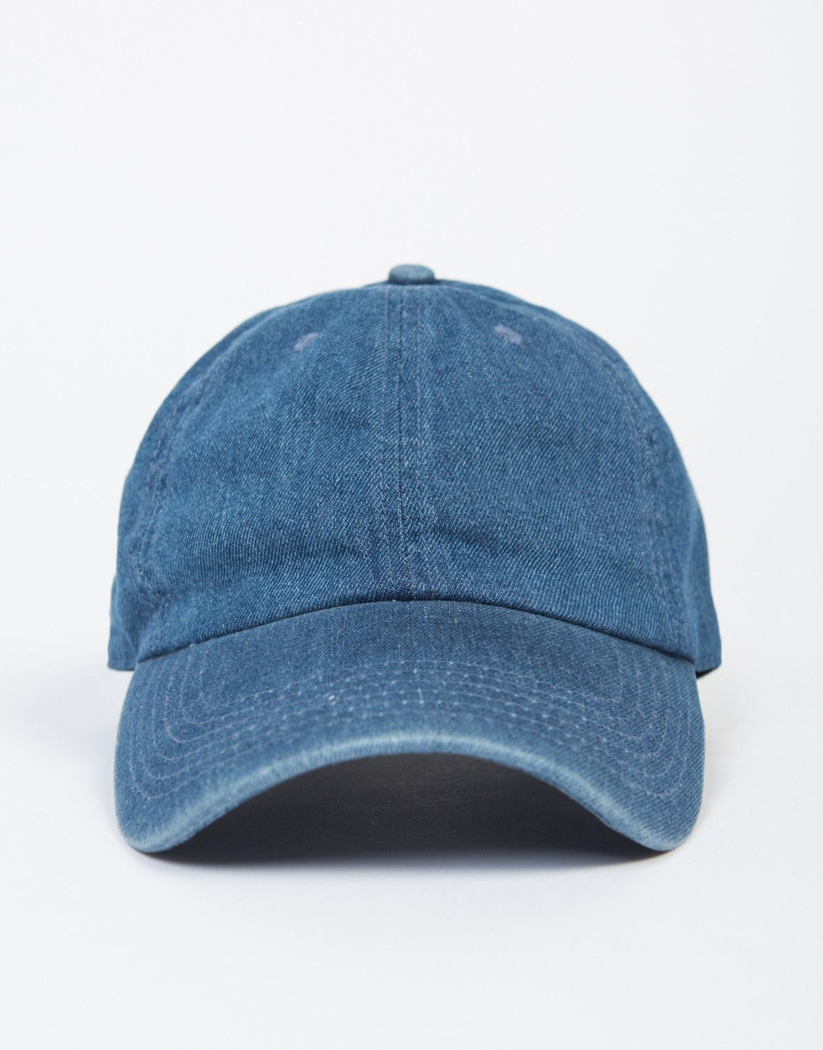 Nothing more laid back than a Blue Jean Baseball Cap. This baseball cap  features a curved bill 9fe157130c5