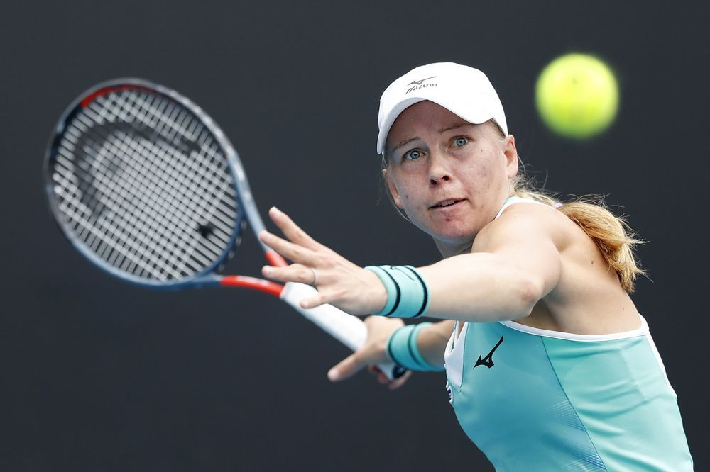Johanna Larsson Announces Retirement From Tennis Tennis Play Tennis Sports News