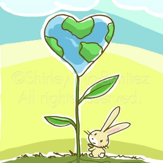 Love the Earth #PintoWin #EarthDay