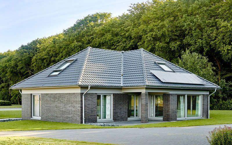 Winkelbungalow schlüsselfertig mit 155 qm Wohnfläche