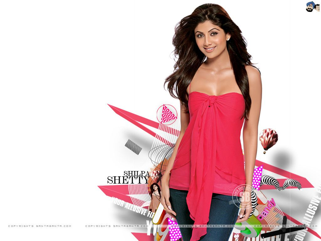 Shamita Shetty sexy Bild