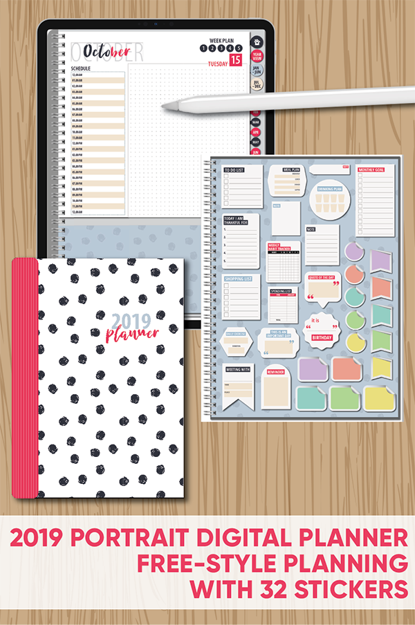 picture regarding Free Digital Planner Pdf named Pin via Jessa Stallsmith upon Magazine-rrific Prompts Planner