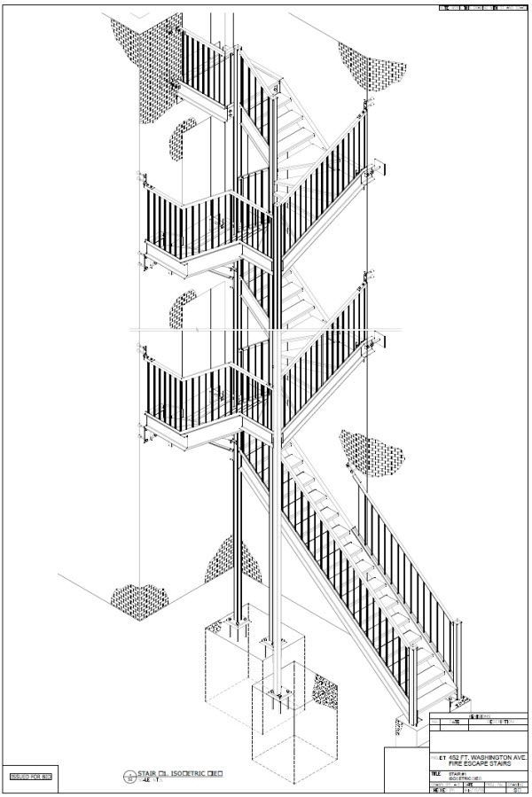 Staircases · Stiles · SolidStructuralDrawings