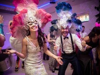 El casamiento de Mati y Dani en Berazategui, Buenos Aires - Casamientos.com.ar