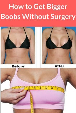Tips to get big breast