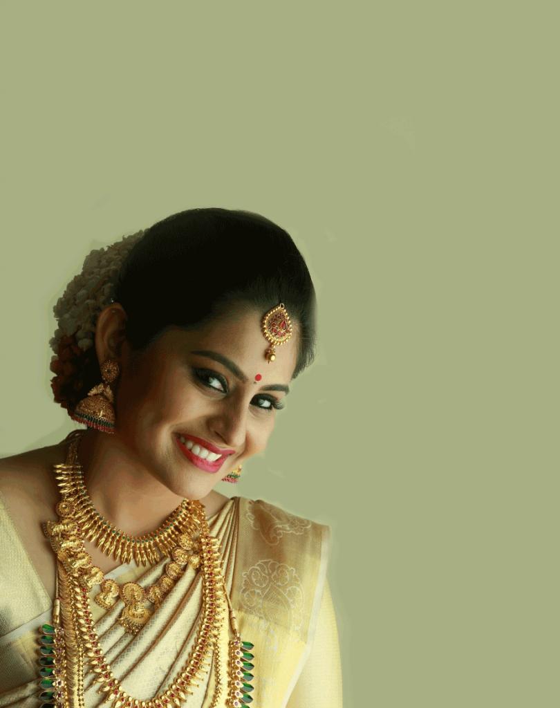 Kerala Bridal Makeup Look Google Search Kerala Wedding Looks