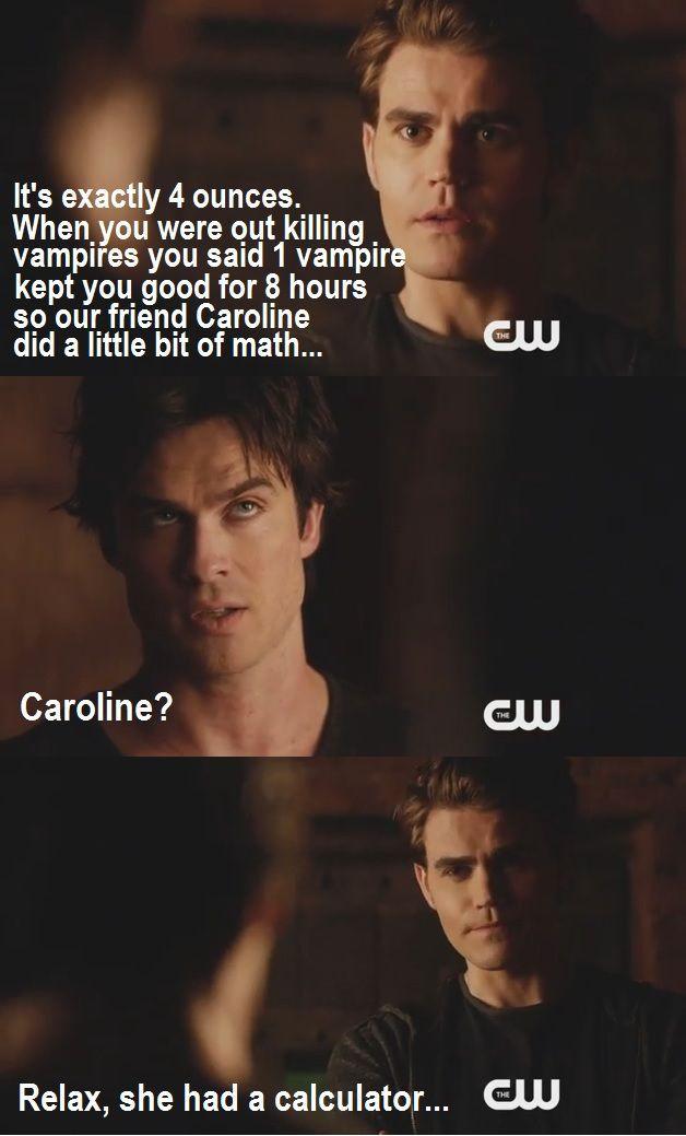 Damon Salvatore and Stefan Salvatore.