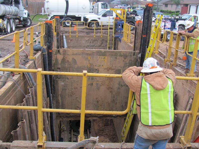 Pin On Trench Shoring Equipment Suppliers