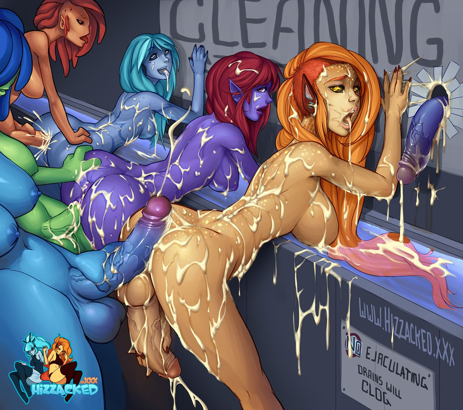 Comic Con Alien Girl Porn - Sci-Fi-Futa-Fuckers-by-Hizzacked.jpg (1500×