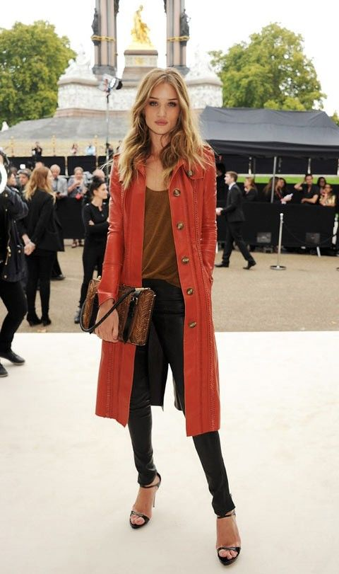 A proportionate knit and styling will make a long jacket/sweater height appropriate.