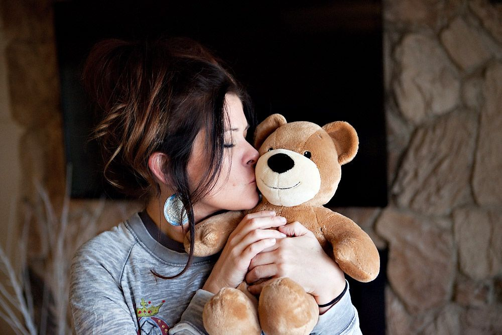 Teddy Bears & Renewing our Minds... Great EnCouragement by Charity Craig from her Blog: The Wounded Dove.