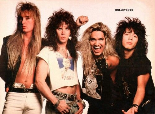 Bulletboys | We Heart It | bulletboys, marq torien, and jimmy d'anda |  80s hair bands, Hair band, T shirts for women