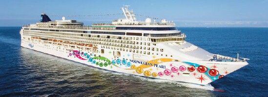 Norwegian Cruise Line Norwegian Pearl Cruise Ship Tracker - Cruise ship location tracker