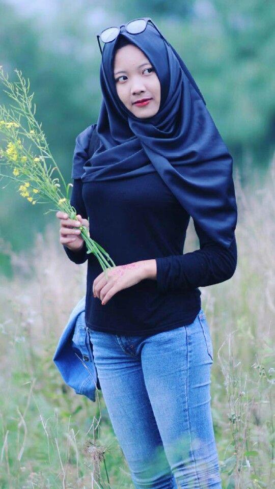 Style Ootd Hijab Untuk Orang Kurus Tinggi