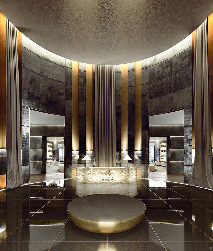 armani casa fuhrender mobel designer, arxsolutions | 2015 i armani casa i related group | aaaa | pinterest, Design ideen