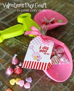 Valentine Treat Idea Pinterest