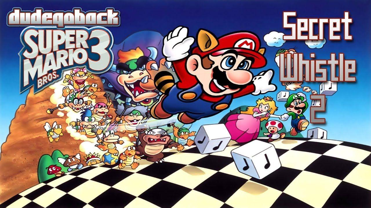 Secret Whistle 2 | Tips N Tricks - Super Mario Bros 3