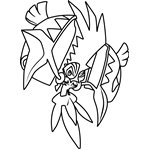 Tapu Koko Pokemon Sun And Moon Pokemon Sun Moon Coloring Pages Pokemon