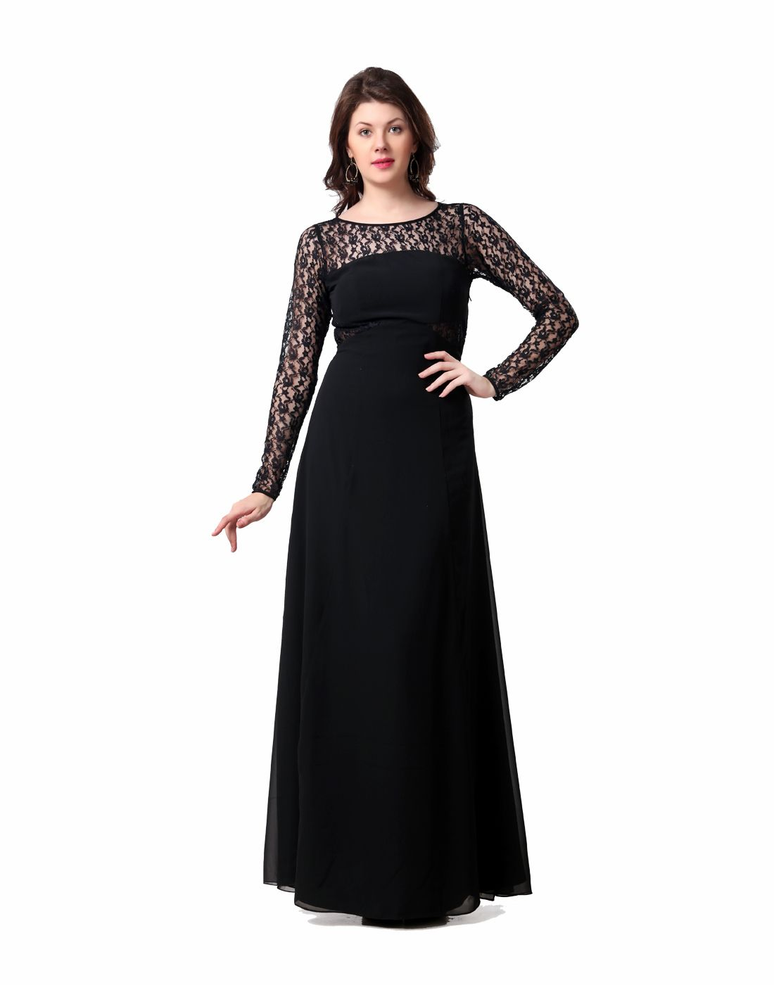 7c23ced4f57 Evening Long Gowns Online Shopping India