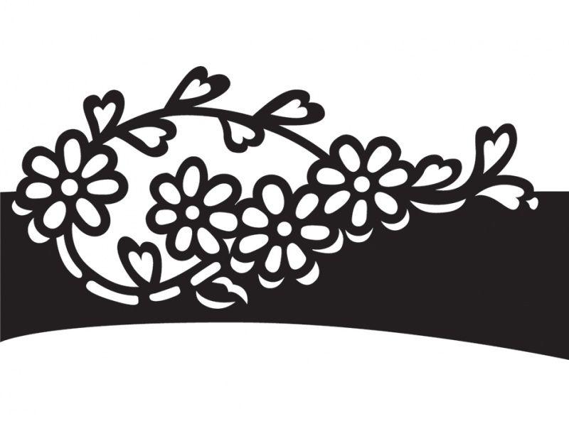 cr1270 marianne design craftables foldiing die flowers monika pinterest design. Black Bedroom Furniture Sets. Home Design Ideas