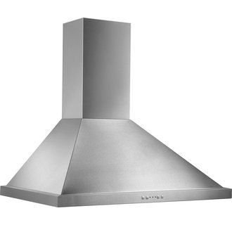 Broan Ew5830ss Stainless Steel 200 500 Cfm 30 Inch Wide Wide Stainless Steel Wall Mounted Range Hood With Heat Sentry And A Single Centrifugal Blower From T Stainless Steel Range