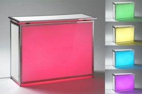 BALIE LED - balie met led verlichting
