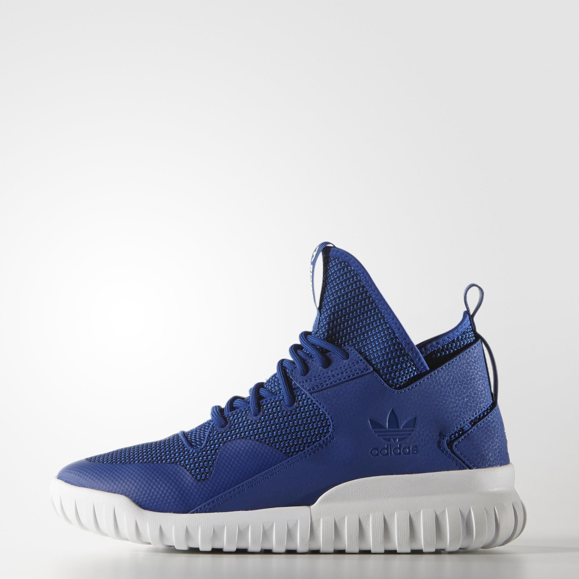 tubular shoes blue