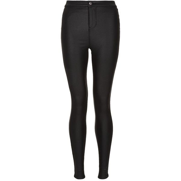Black super skinny disco jeans