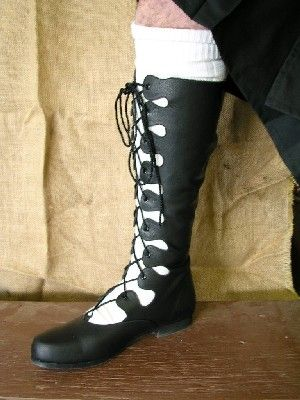 Ghillie Highlander Boots | Leather gear | Pinterest
