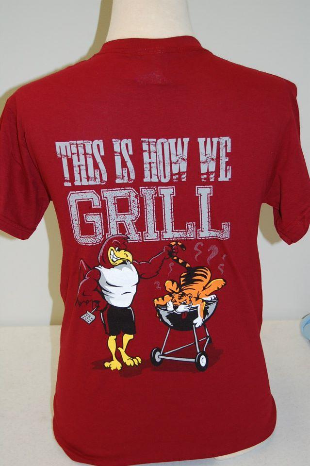 171741f1b Some friendly Clemson Carolina rivalry t-shirt fun  )