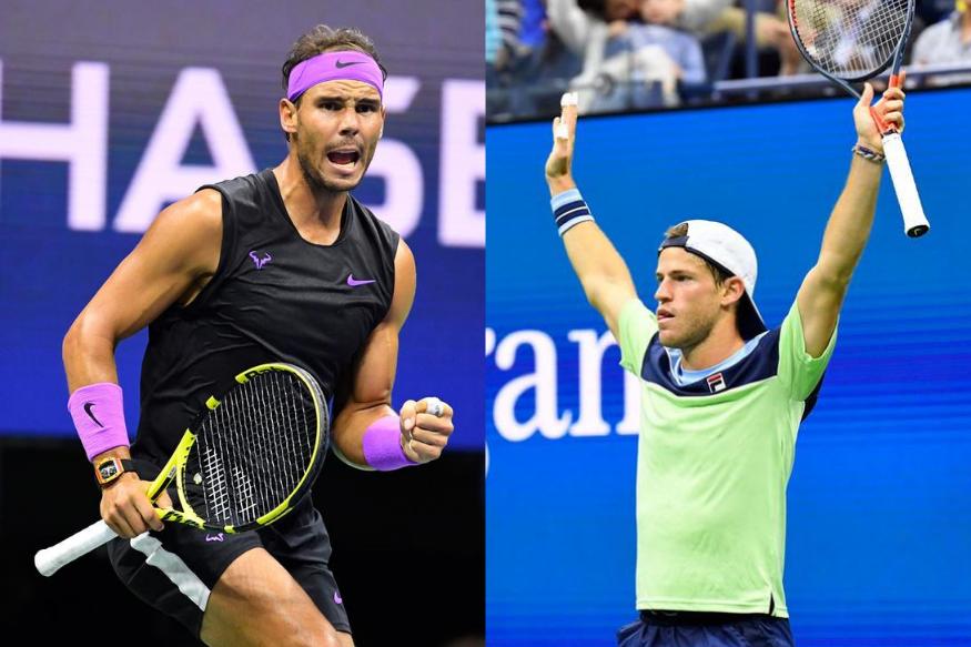 Us Open 2019 Live Score And Updates Rafael Nadal Vs Diego Schwartzman Nadal Takes First Set Rafael Nadal Roger Federer Novak Djokovic