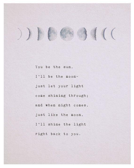 Liebesgedicht du bist die Sonne, krank sein der Mo... - #Bist #Der #die #Du #krank #Liebesgedicht #mỡ #night #sein #Sonne