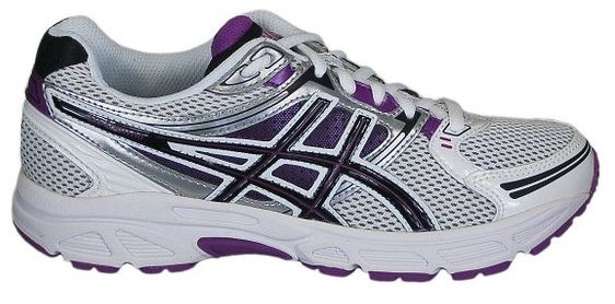 YAY, my new athletic shoes! Asics. Gel insoles are comfortable as shit.