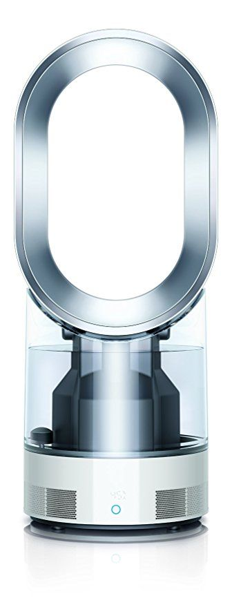 Dyson 303117 01 Am10 Humidifier White Silver Humidifier Dyson