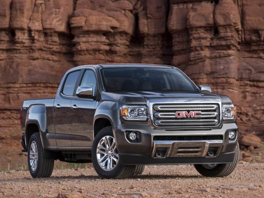 2020 Gmc Canyon Diesel Towing Specs Review And Price