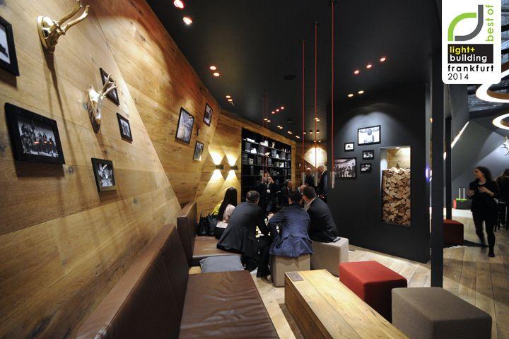 light building 2014 frankfurt prolicht retail design blog interior design pinterest. Black Bedroom Furniture Sets. Home Design Ideas