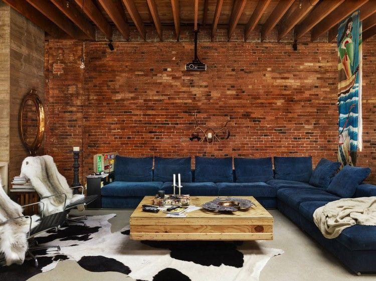 Décoration murale industrielle et ambiance loft - nouveautés