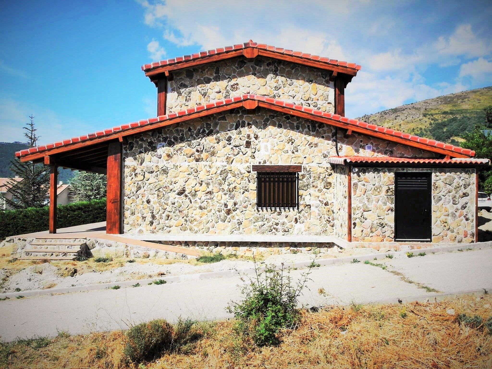 Casa prefabricada modelo marymar vivienda de 2 plantas de - Casas prefabricadas de piedra ...
