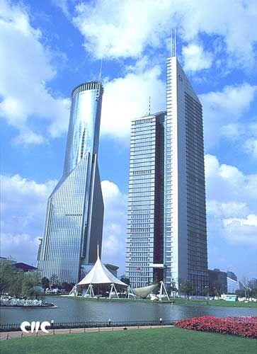 Edificios modernos famosos google search architecture for Fachadas edificios modernos