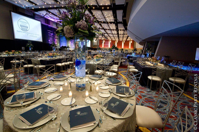 Impeccable events deserve awards https