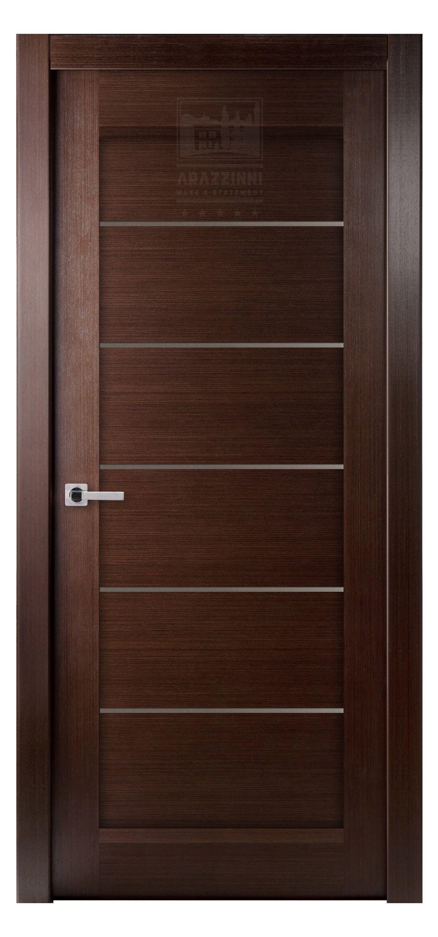 Mirella Interior Door Wenge Doors interior modern, Doors