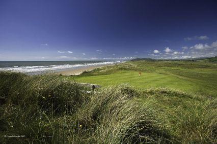 11+ Aberdovey golf club information
