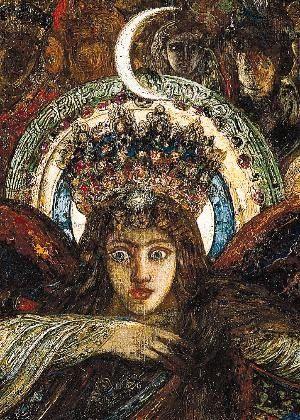 Gustave Moreau Sémélé | Art, Art and more Art | Déesse de la lune, Art et Musée gustave moreau