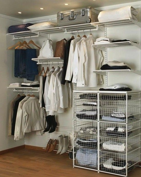 Architectsu0027 Favorite Closet Systems, Elfa, Remodelista